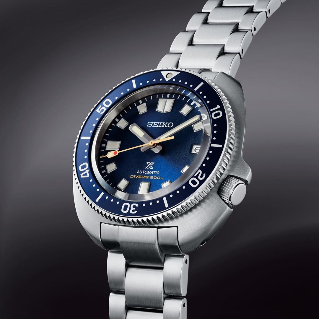 INTRODUCING: The Seiko Prospex SPB183J 55th Anniversary Limited Edition is back in blue
