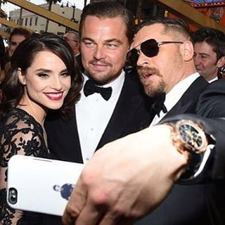 Top 5 watches worn by Tom Hardy on the big screen