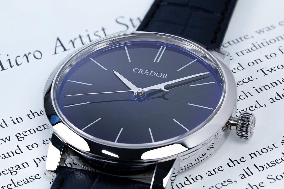 Five stunning platinum watches