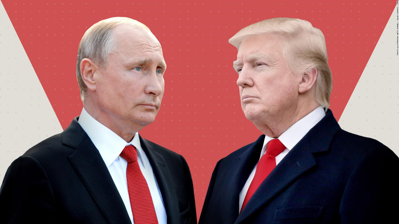What do Donald Trump and Vladimir Putin's watch collections say about them?