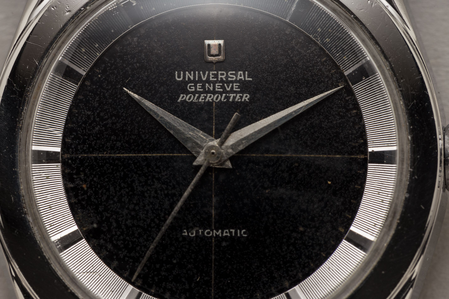 Why the Universal Genève Polerouter was the game-changing dial from the 1950s