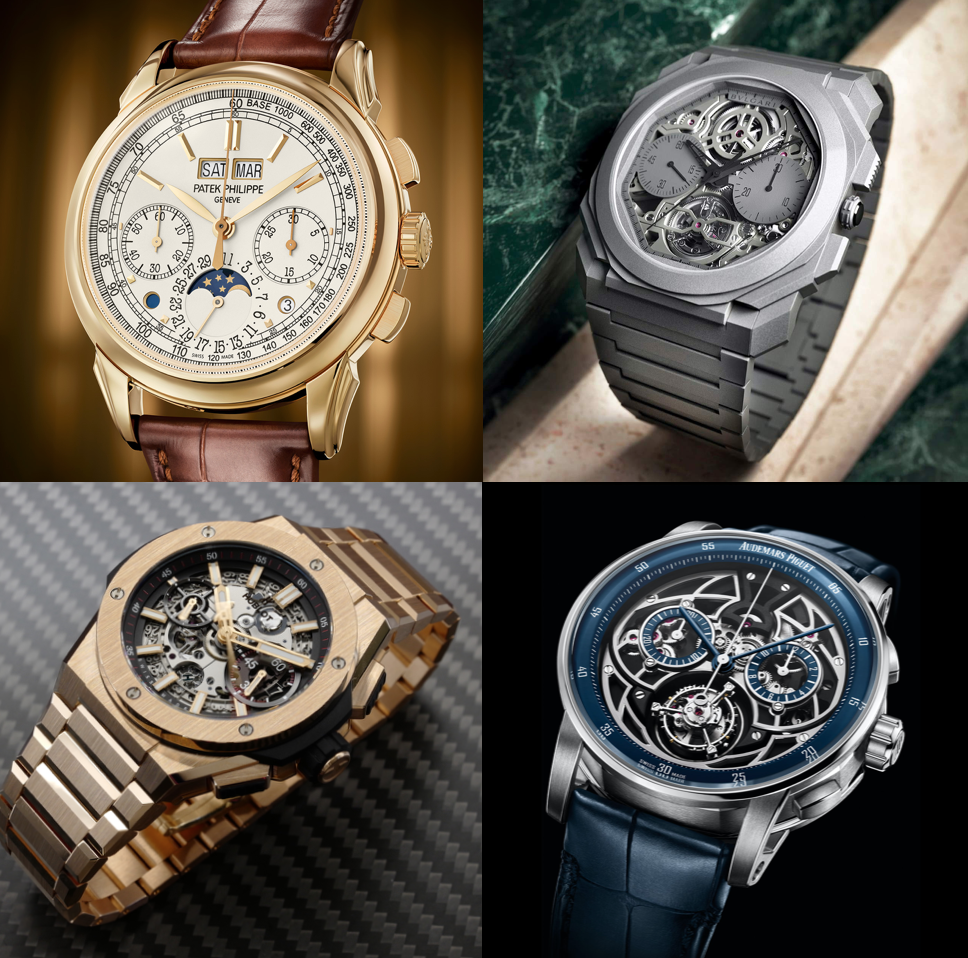 2020 FANTASY WATCH COLLECTION PART 3 – What would we buy with a budget of $1MUSD?