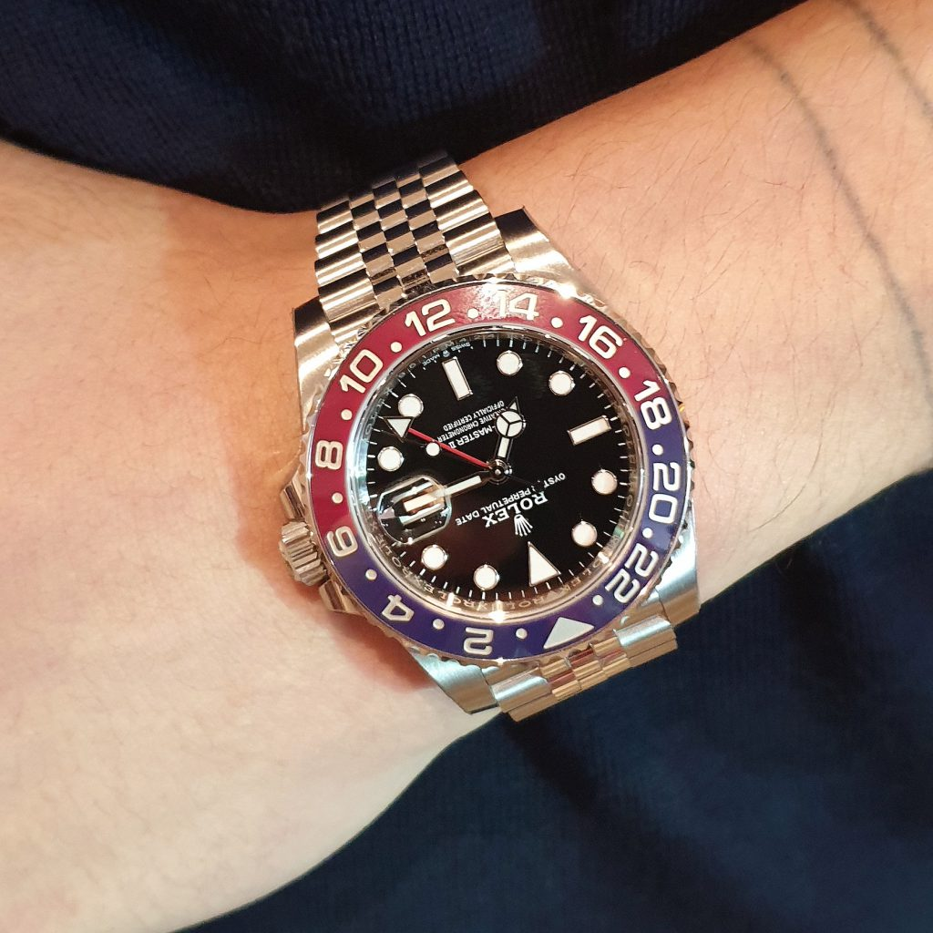 Weekend Watch Spotting – Very rare Rolex spotted in the HSNY Edition