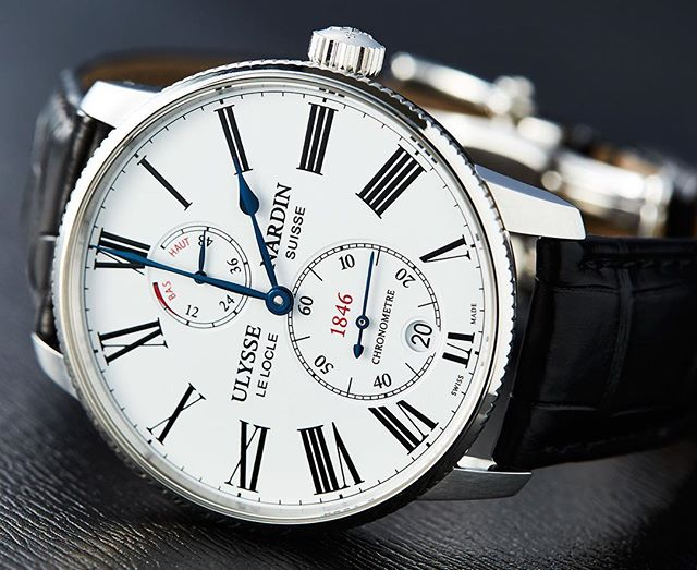 EDITOR'S PICK: Ulysse Nardin prove that when the old world meets the new world, great things can happen
