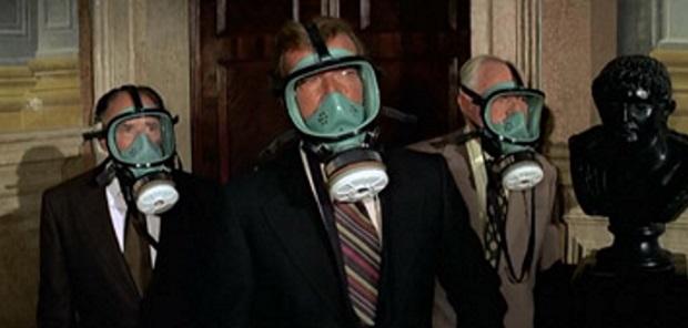 Studios behind Bond decide this is no time to die, and postpone release until November