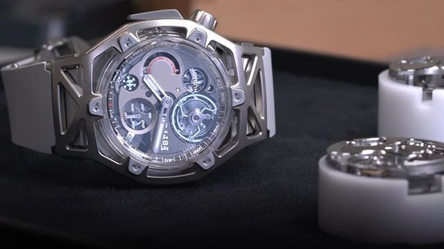 Three years ago Andrew pulled apart a Hublot tourbillon and here's what he found out…