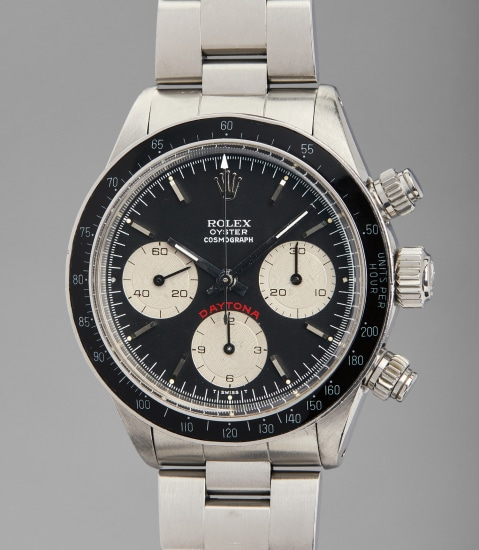 The second Paul Newman Rolex Daytona auction