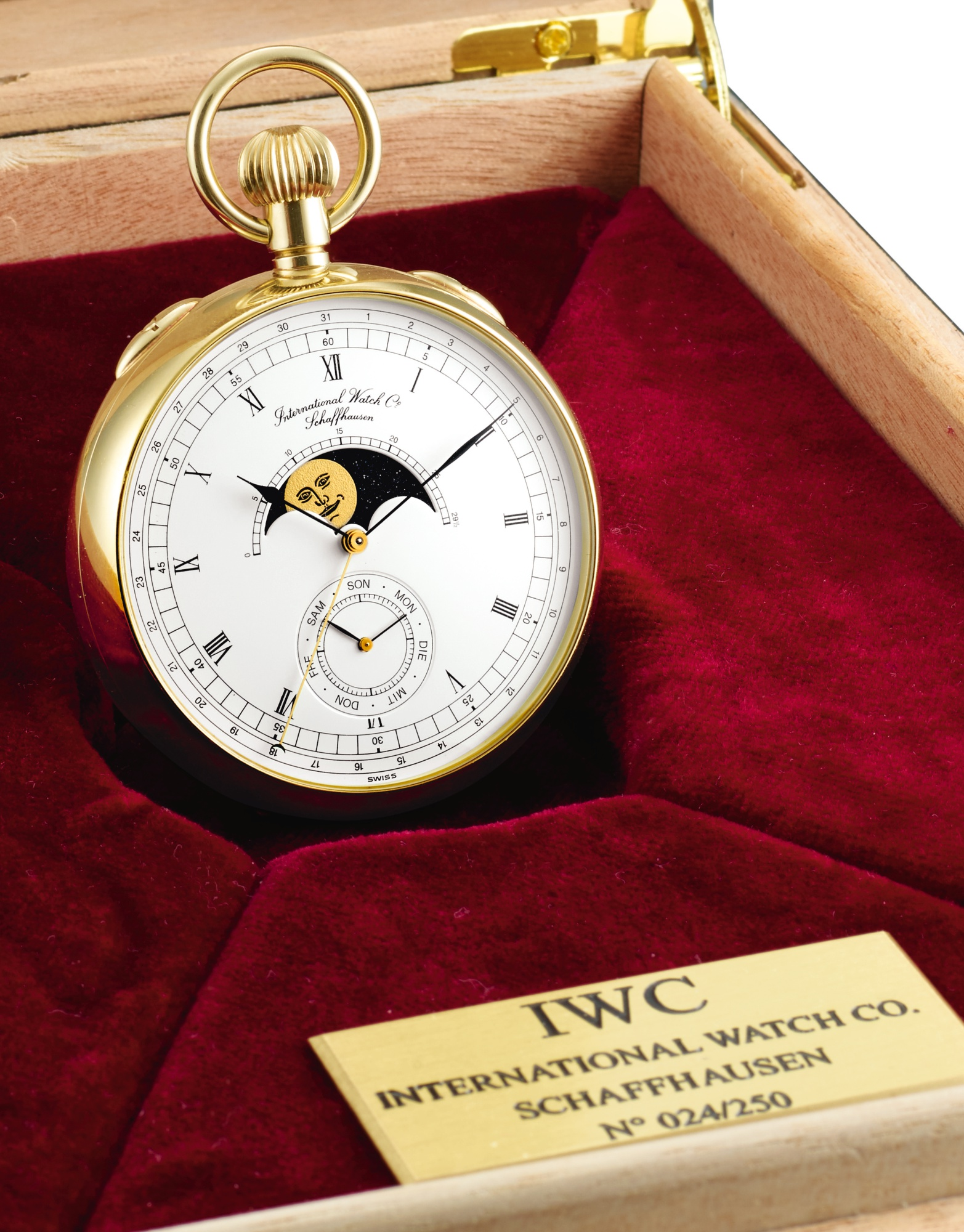 Crime or Sublime: Pocket watches in 2020