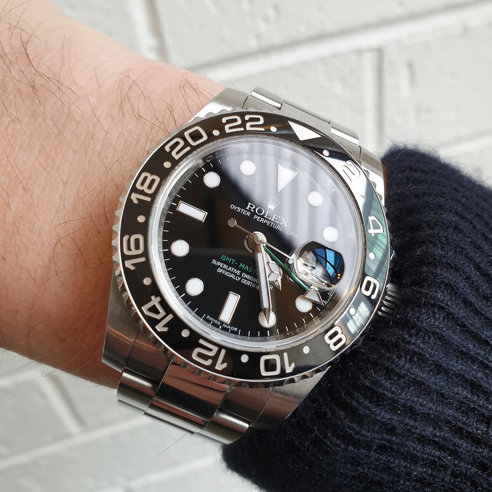 WATCH DISASTERS #1 – Ken's prodigal GMT-Master II