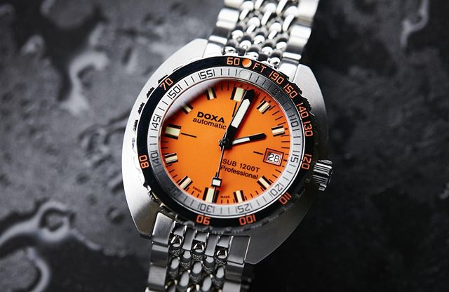 A short history of DOXA, the brand that was almost lost to history