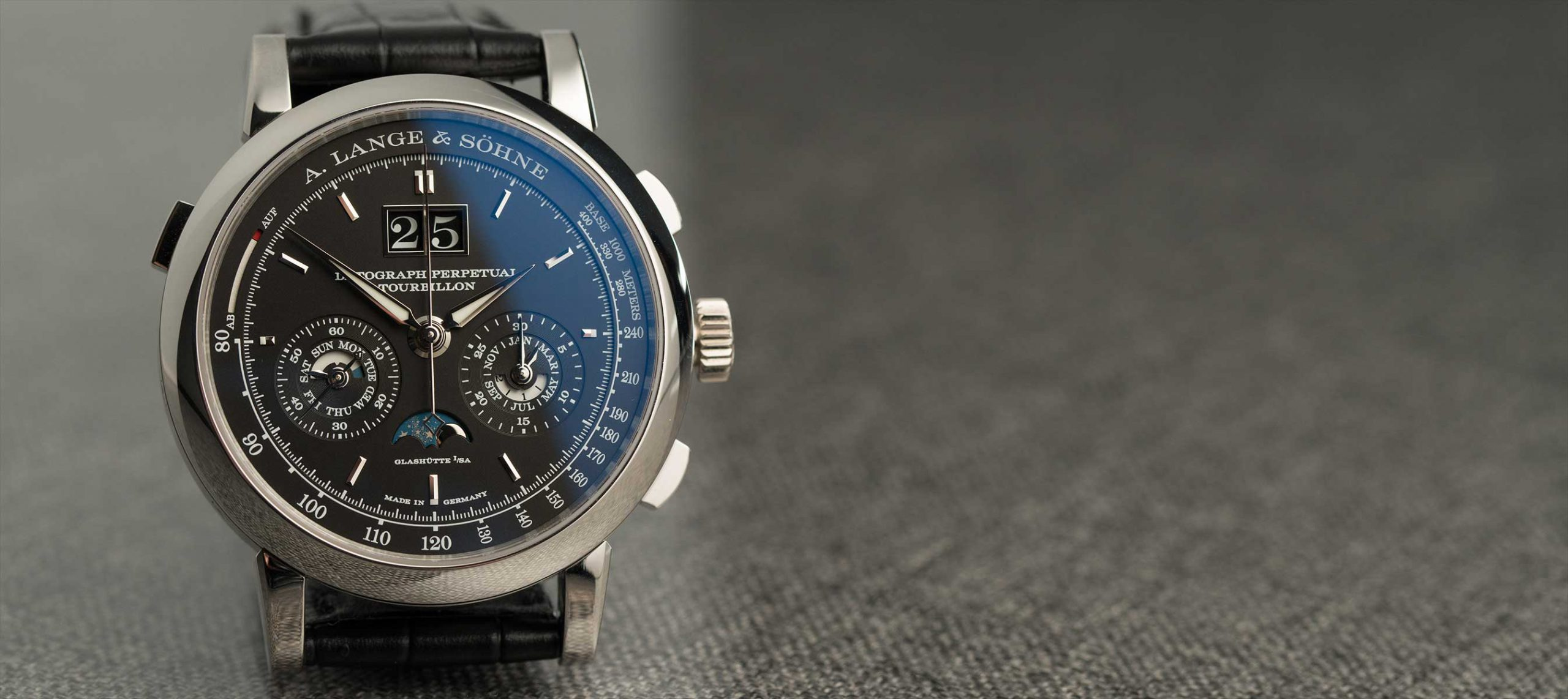 HANDS-ON: The A. Lange & Söhne Datograph Perpetual Tourbillon