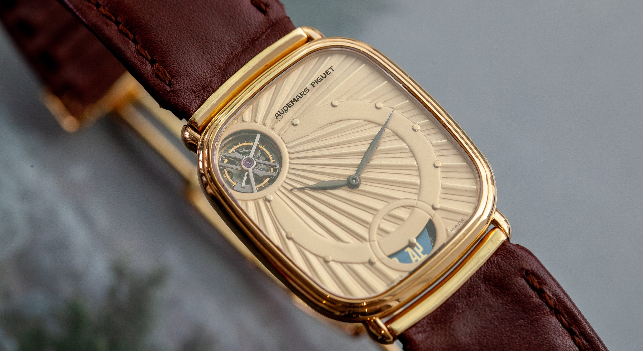 RECOMMENDED READING: In conversation with Audemars Piguet historian Michael Friedman
