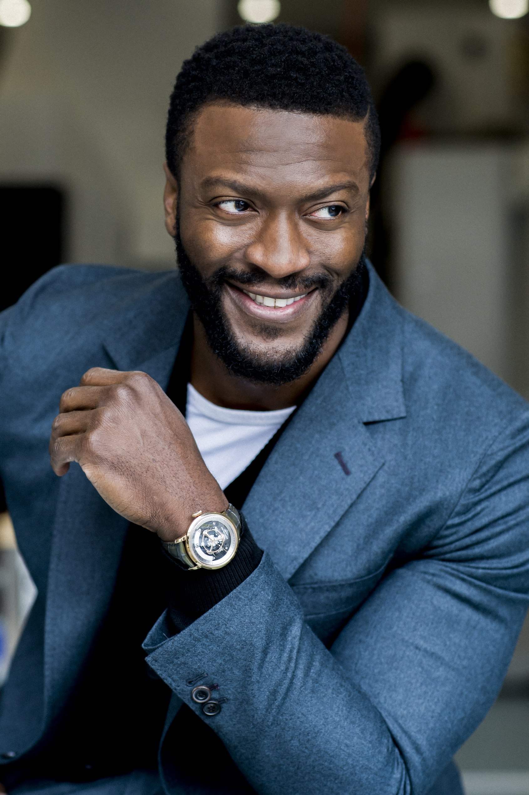 Long read: A week in Sydney with Aldis Hodge – Hollywood's only watchmaker Pt 1