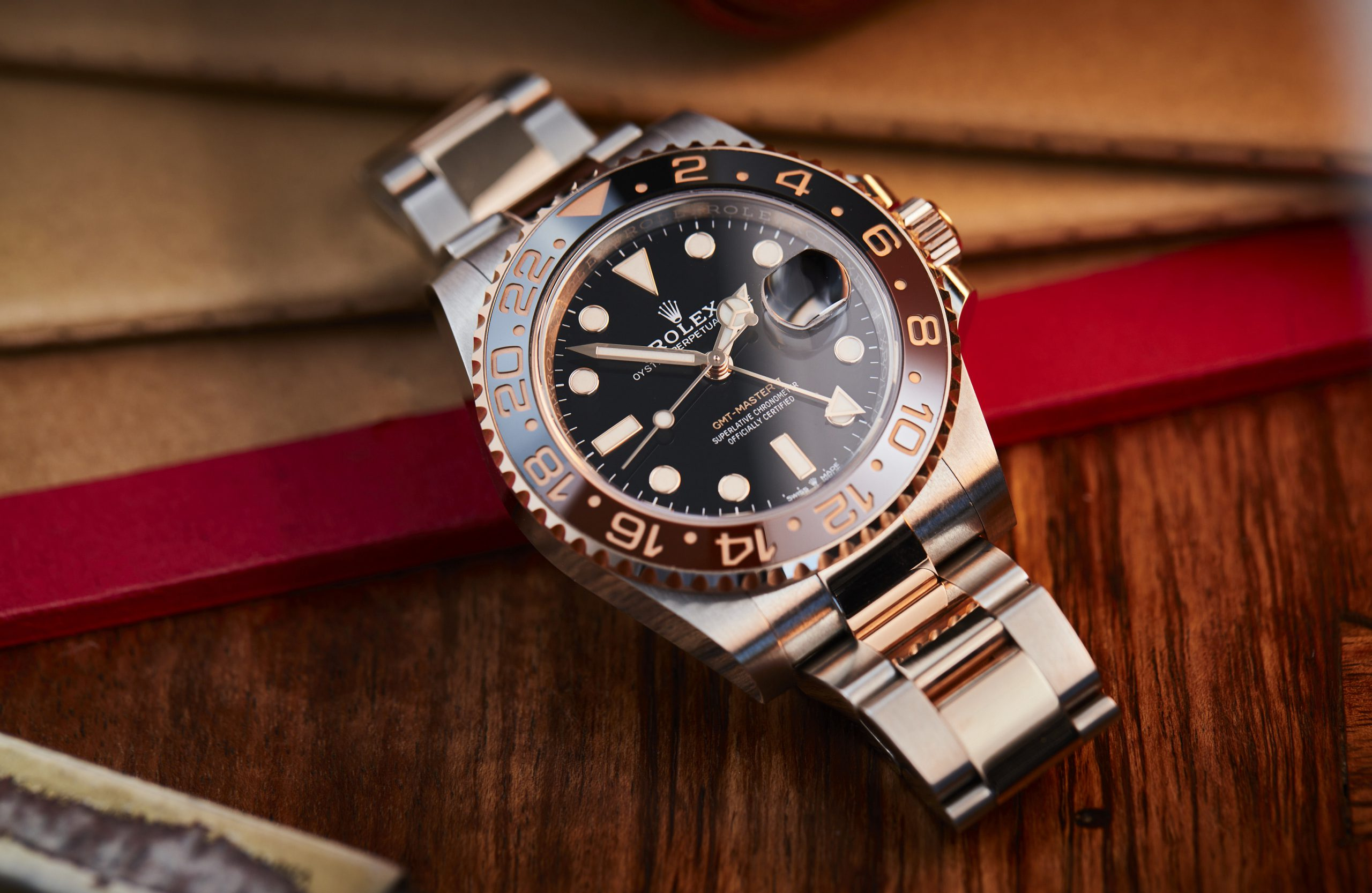 VIDEO: Revisiting the Rolex GMT-Master II 'Root Beer' in Everose Rolesor with Oyster Bracelet