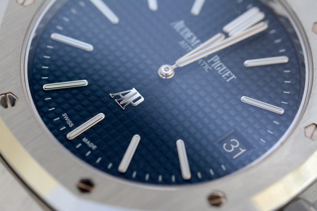 You Can't Ask That: Developing the real estate of an Audemars Piguet watch