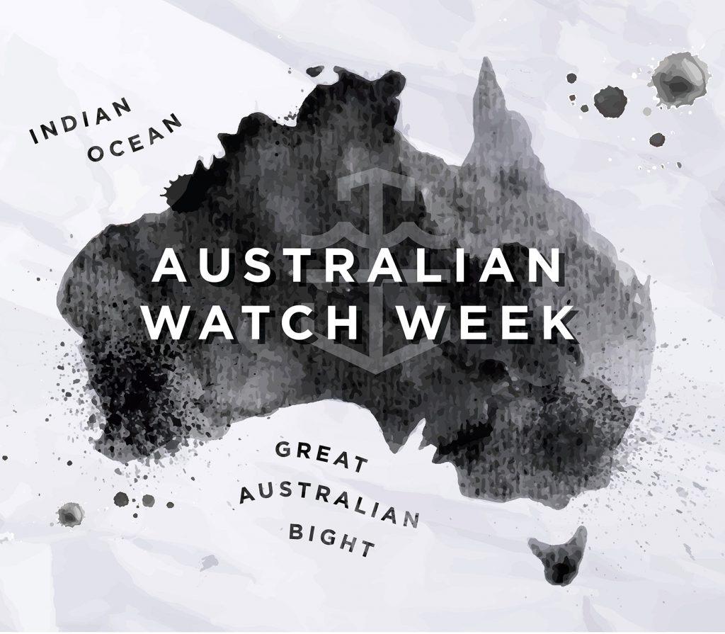 AUSTRALIAN WATCH WEEK: Meet the founders