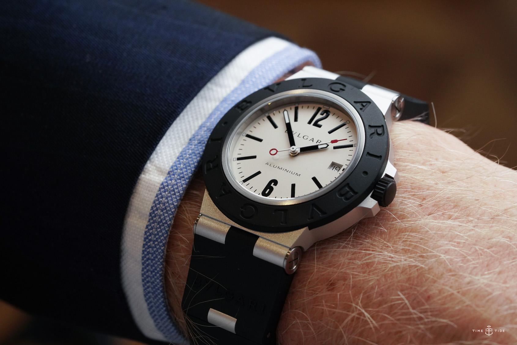 Redefining luxury leisure with the new lightweight Bulgari Aluminium collection