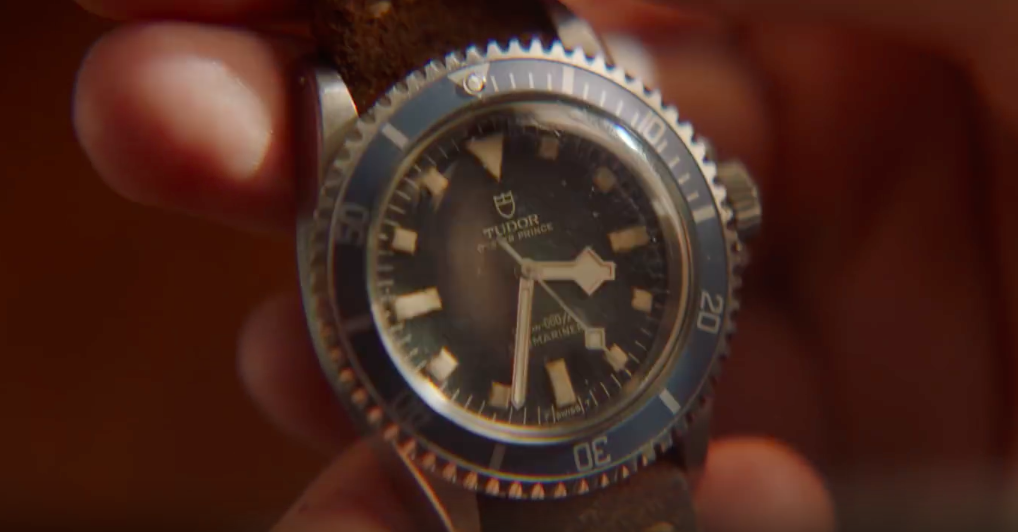 David Beckham's Tudors prove that old, messed up watches are the best