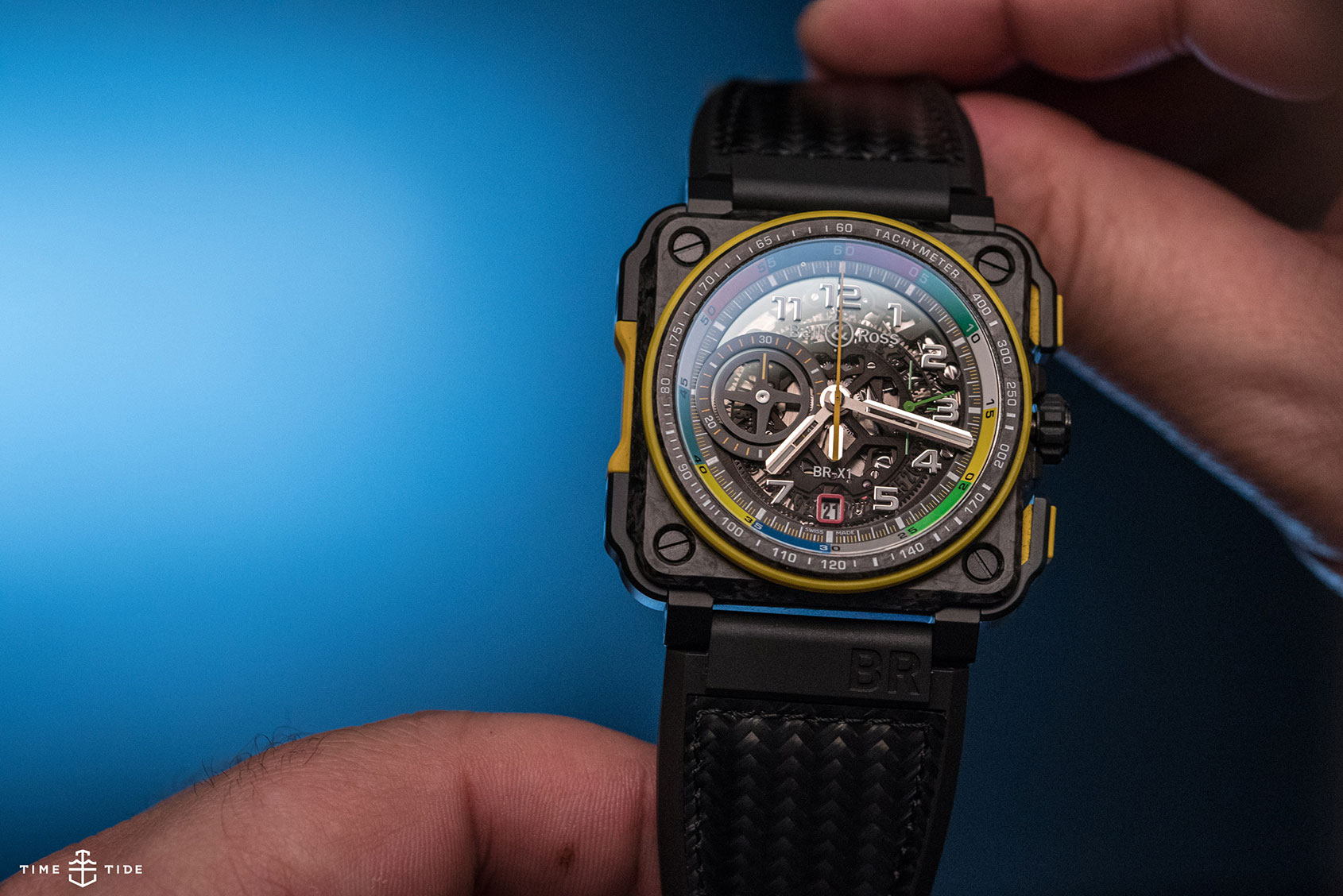 LIST: 8 fast, fantastic watches of Formula One