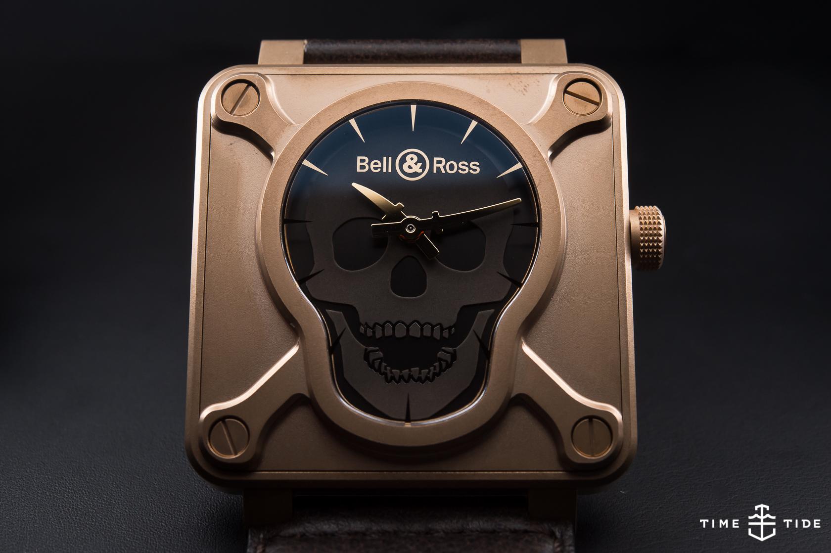 EDITOR'S PICK: 5 Halloween-worthy skull watches