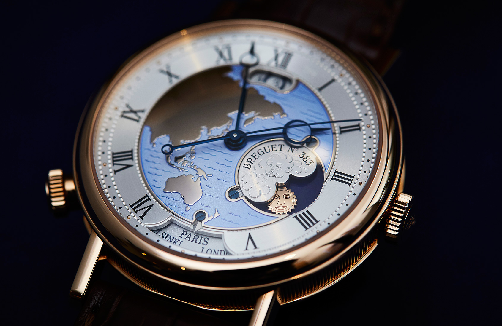 Breguet travel watches and the spirit of exploration – the Hora Mundi ref. 5717
