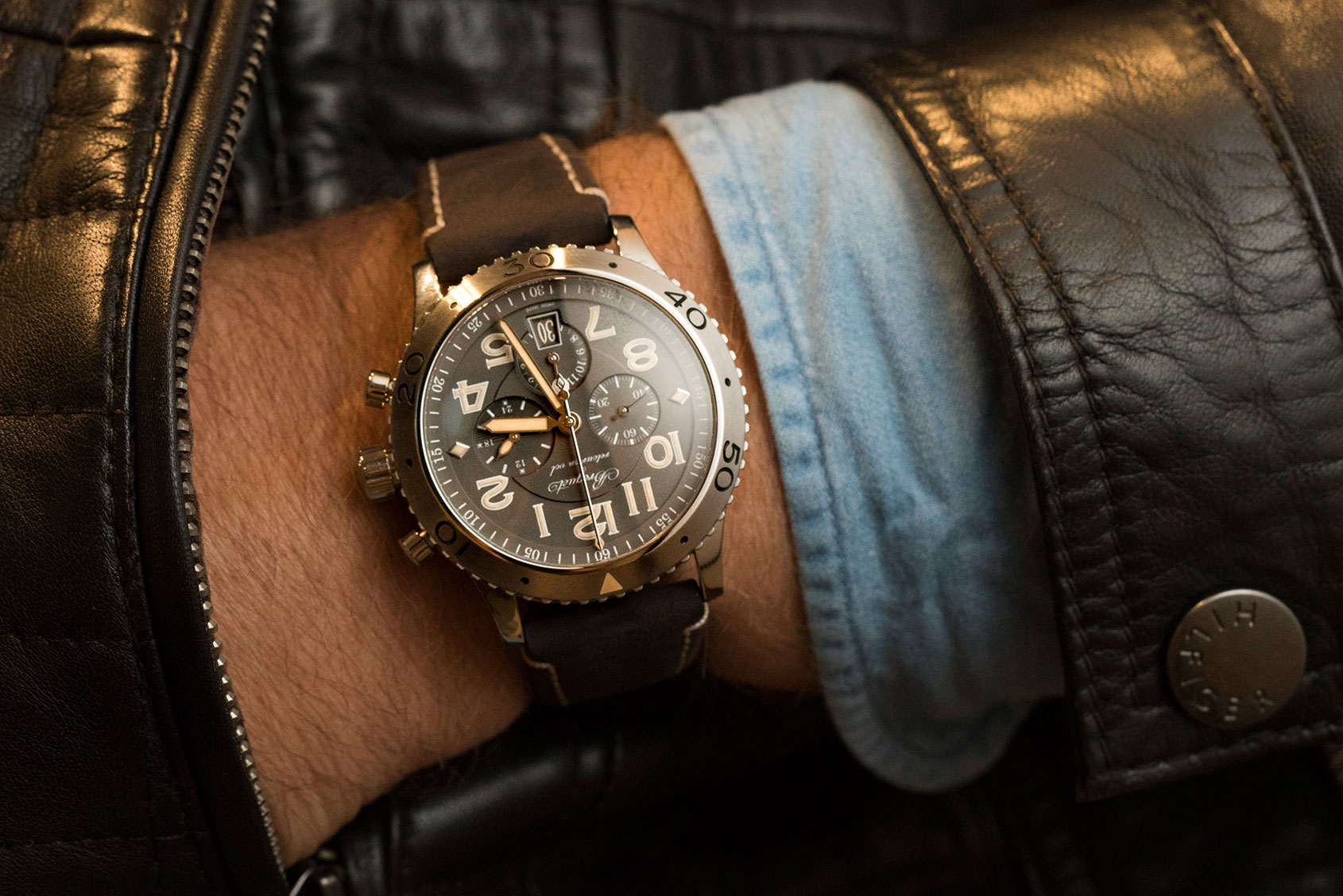 LIST: Cleared for take-off – 10 of the best pilot's watches