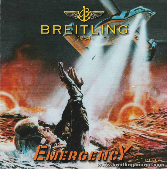 The incredible history of the Breitling Emergency