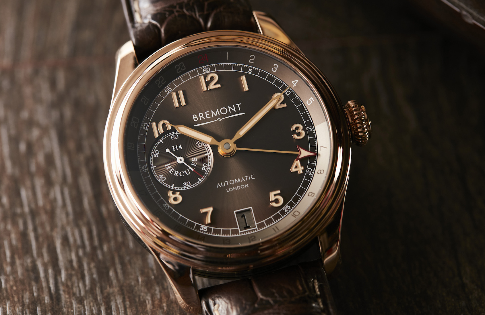 VIDEO: The mythical Bremont H-4 Hercules