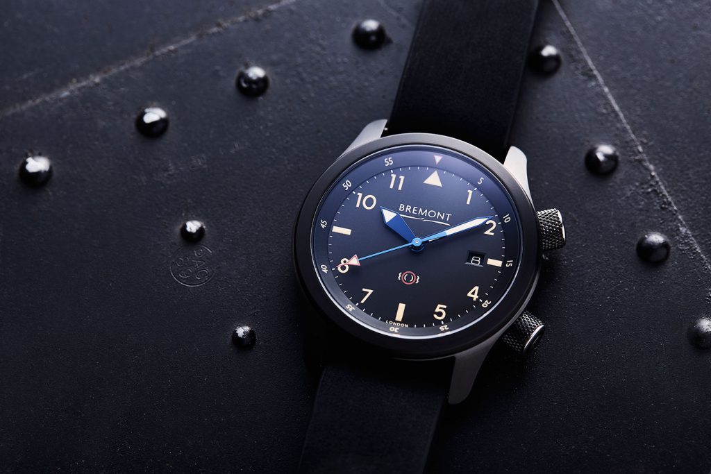 Five Bremont watches to check out in the metal