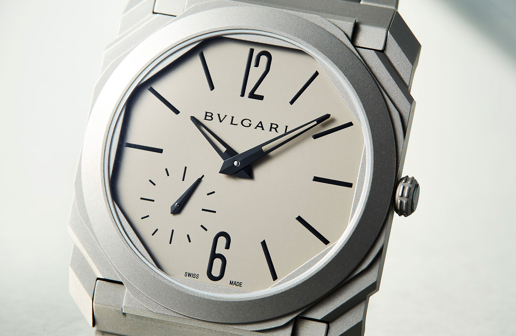 The Octo that (really) started it all, the Bulgari Octo Finissimo Automatic