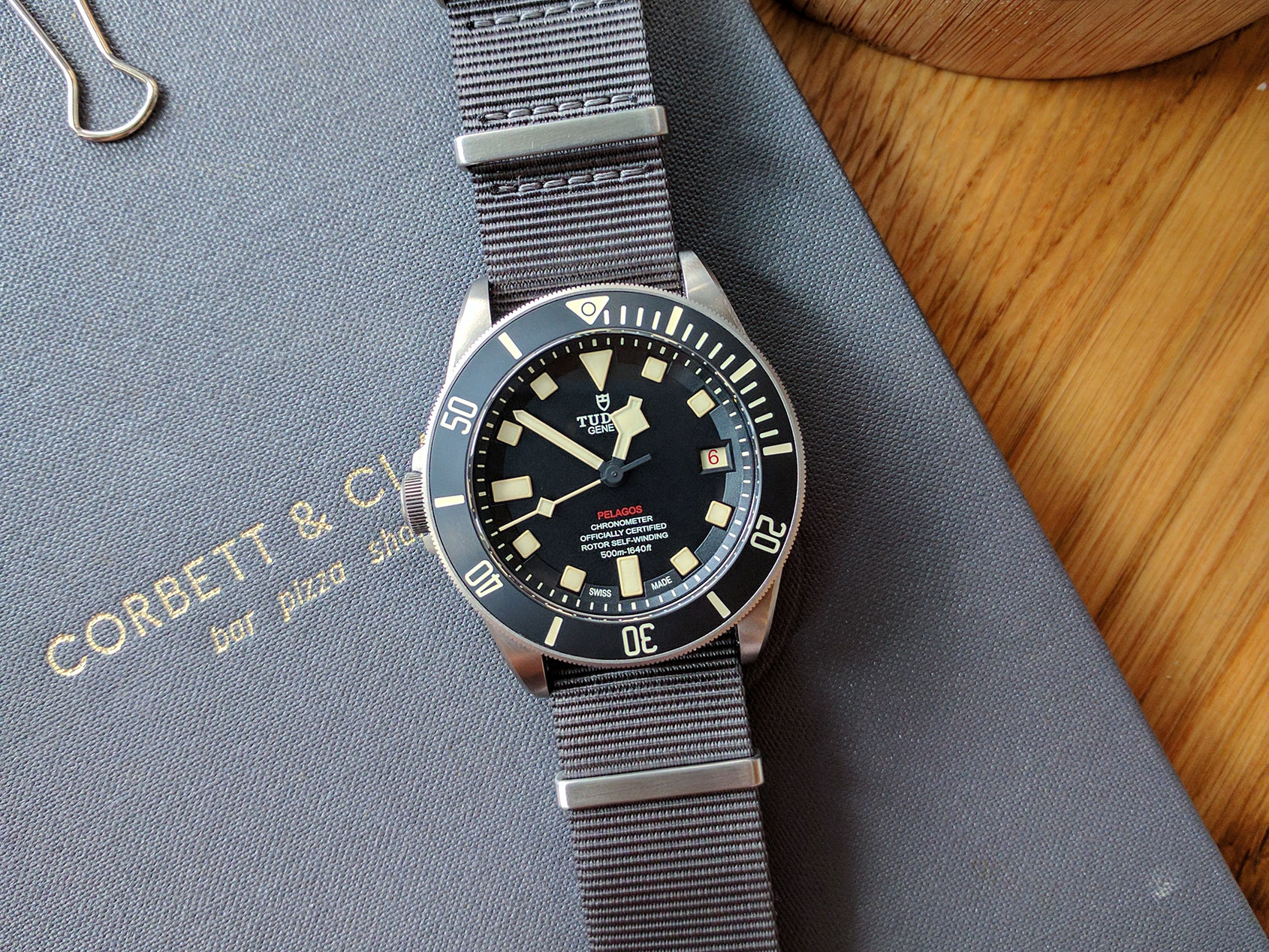 EDITOR'S PICK: The honeymoon continues – another year on with the Tudor Pelagos LHD