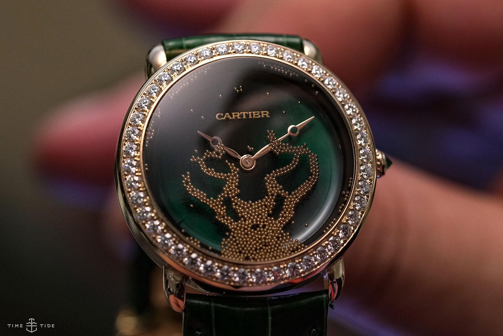 Explaining just how Cartier's incredible Révélation d'une Panthère works