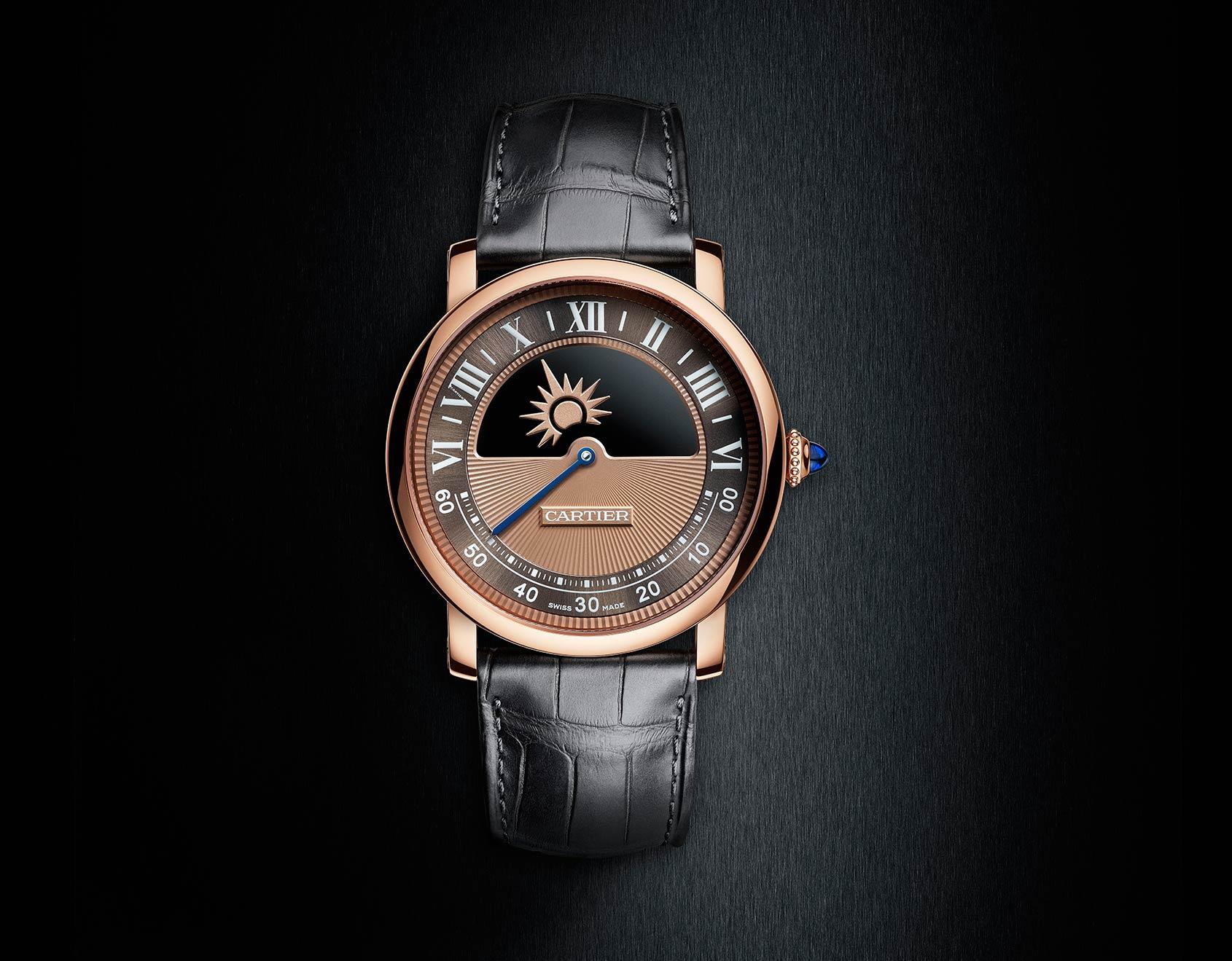 INTRODUCING: The Cartier Rotonde de Cartier Mysterious Day & Night Watch
