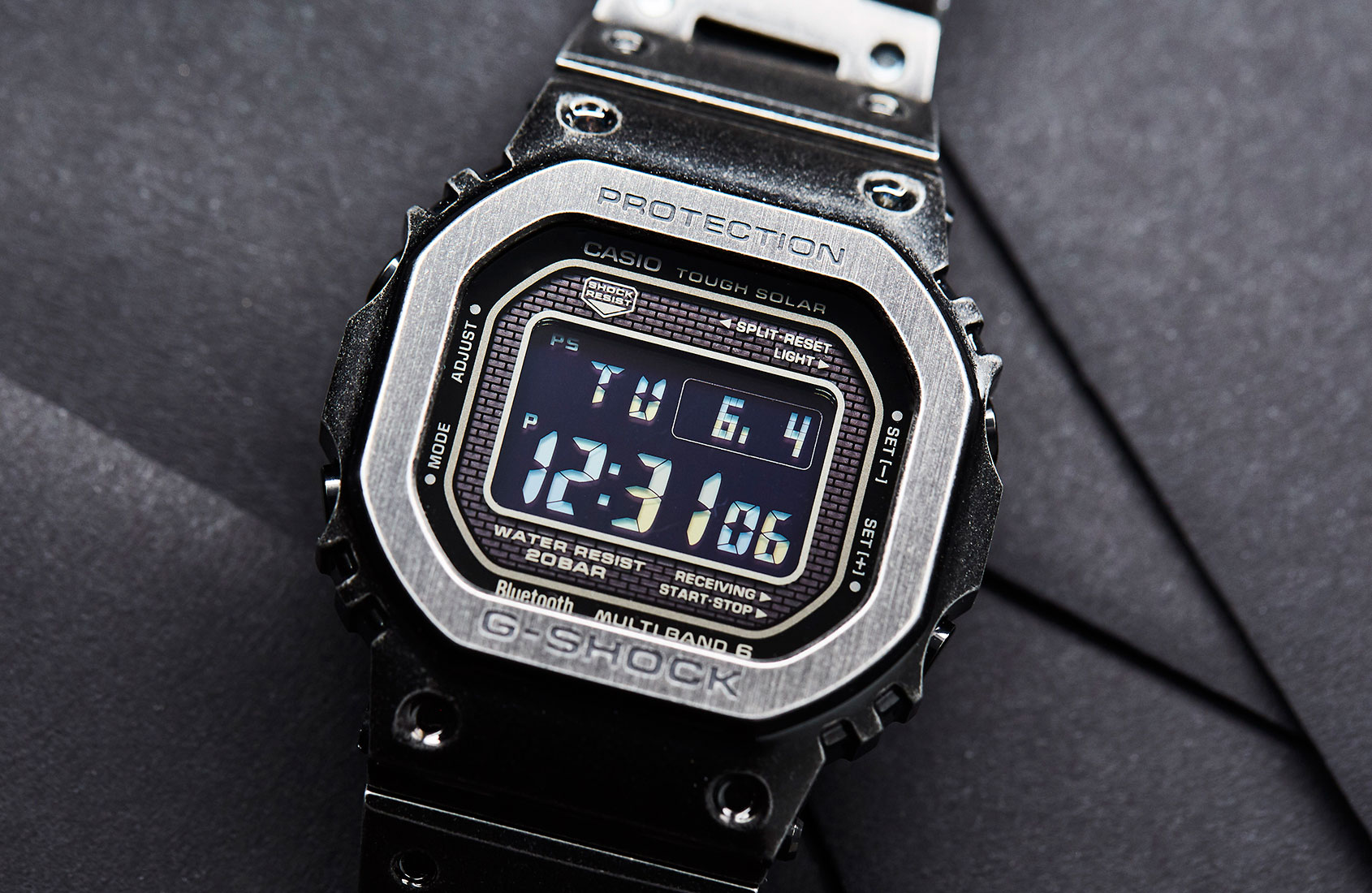 Honey, I got a G-Shock – a week with the battle-worn, badass GMW-B5000V