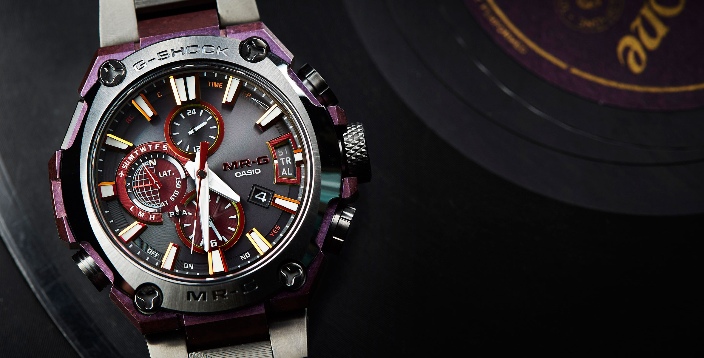 HANDS-ON: 21st century tech meets Japanese swordsmithing tradition in the Casio MRG-G2000GA 'Gassan'