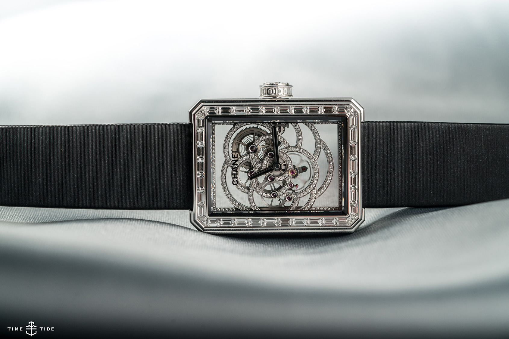 A brief history of time – as seen by Chanel