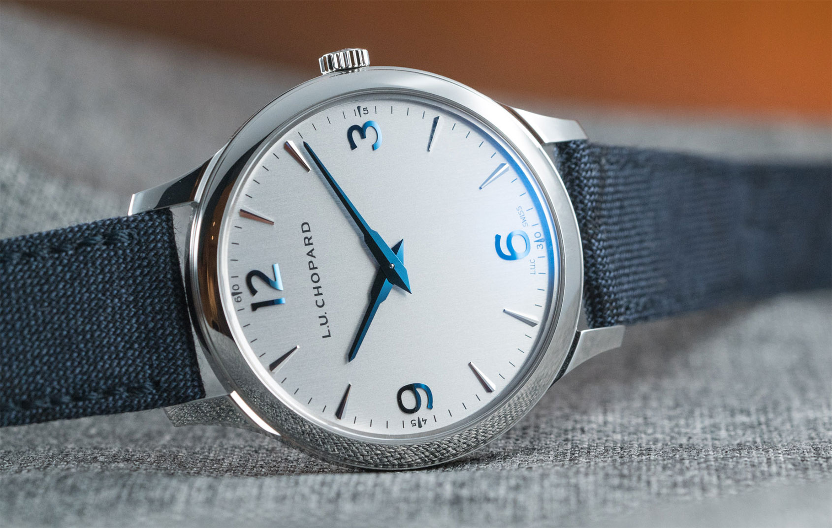 This Chopard L.U.C XP is a dress watch with a difference