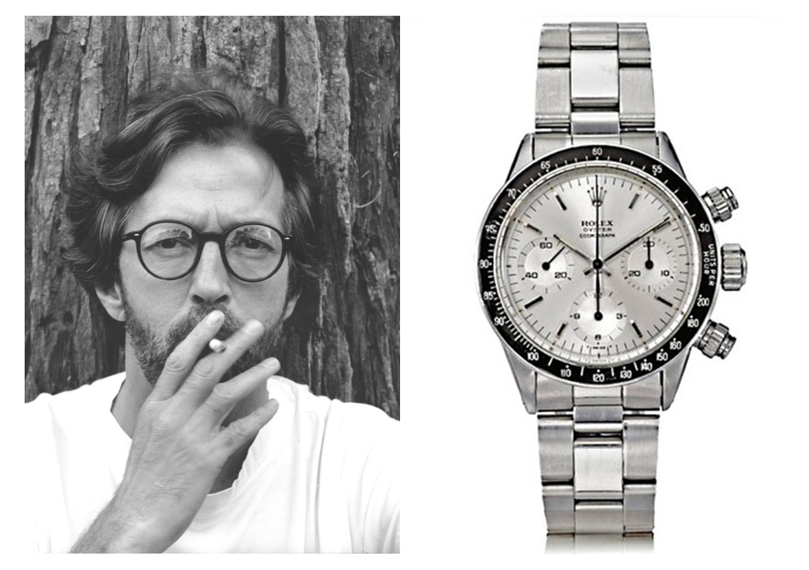 8 stupidly high prices people paid for watches worn by celebs, with Trump's watch the big exception