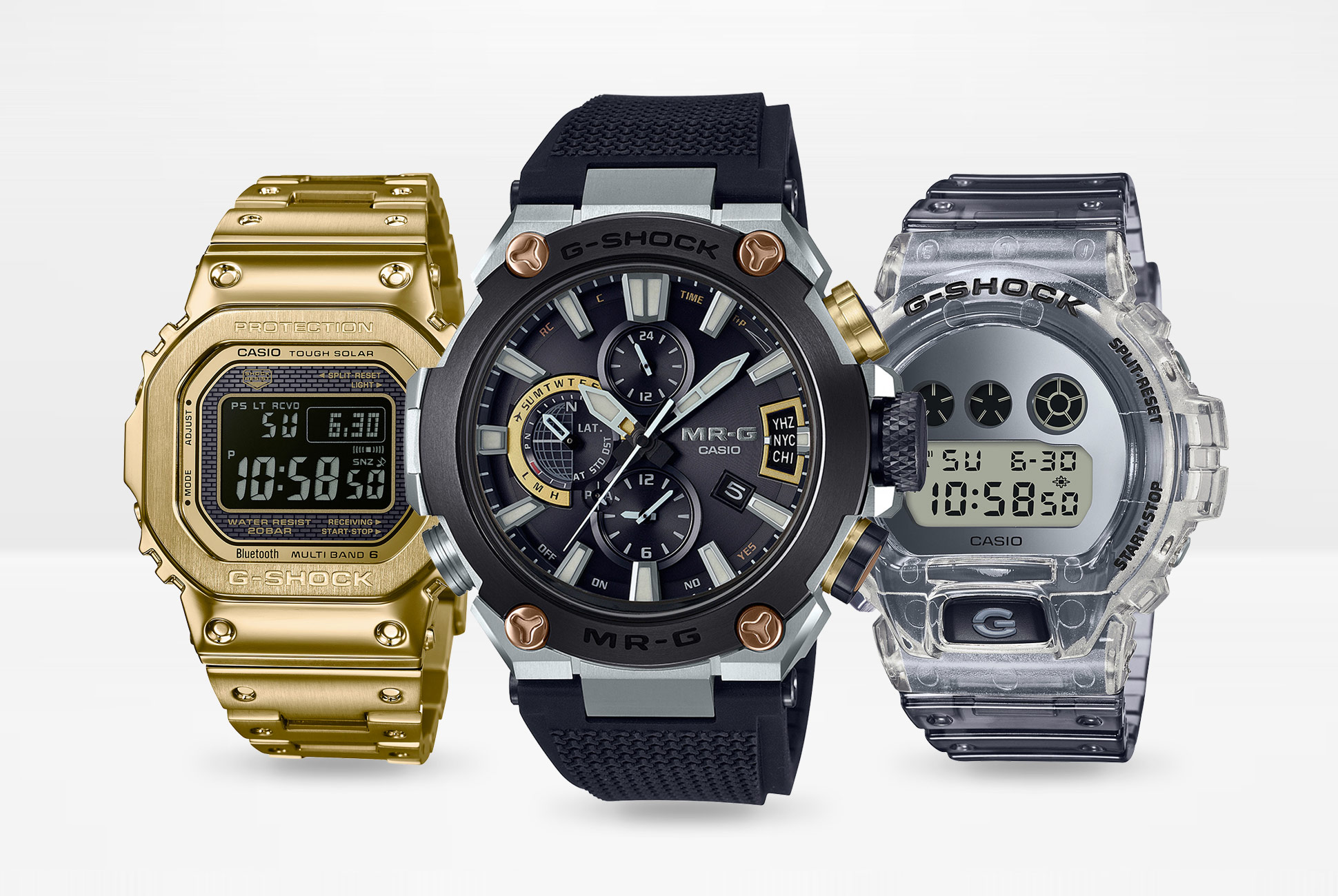 RECOMMENDED READING: The complete Casio G-Shock buying guide
