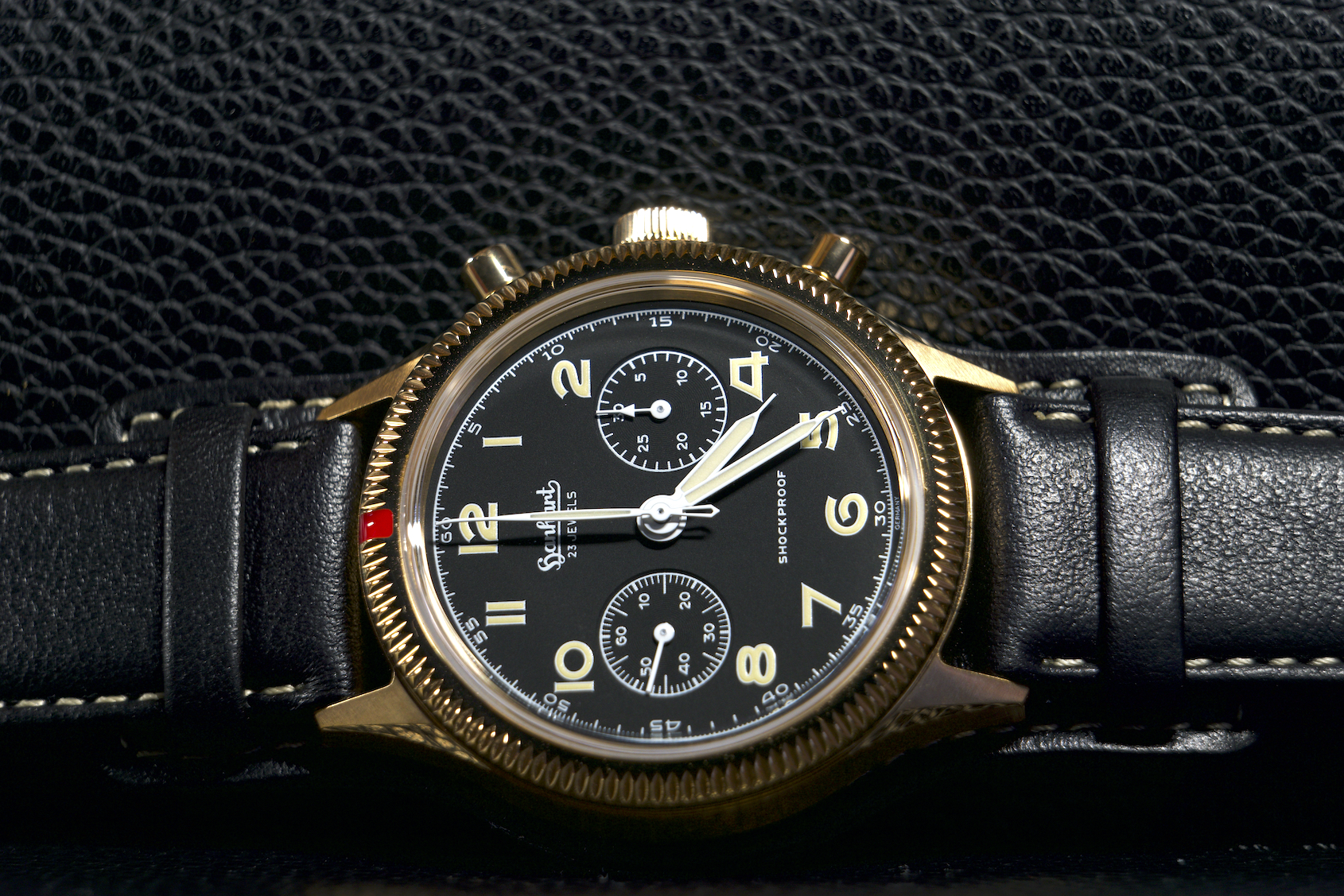 Why I bought the Hanhart x The Rake & Revolution Limited Edition Bronze 417 Chronograph