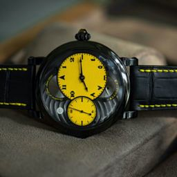 Ahmed Seddiqi & Sons and Bovet 19Thirty Dimier U.A.E Limited Edition