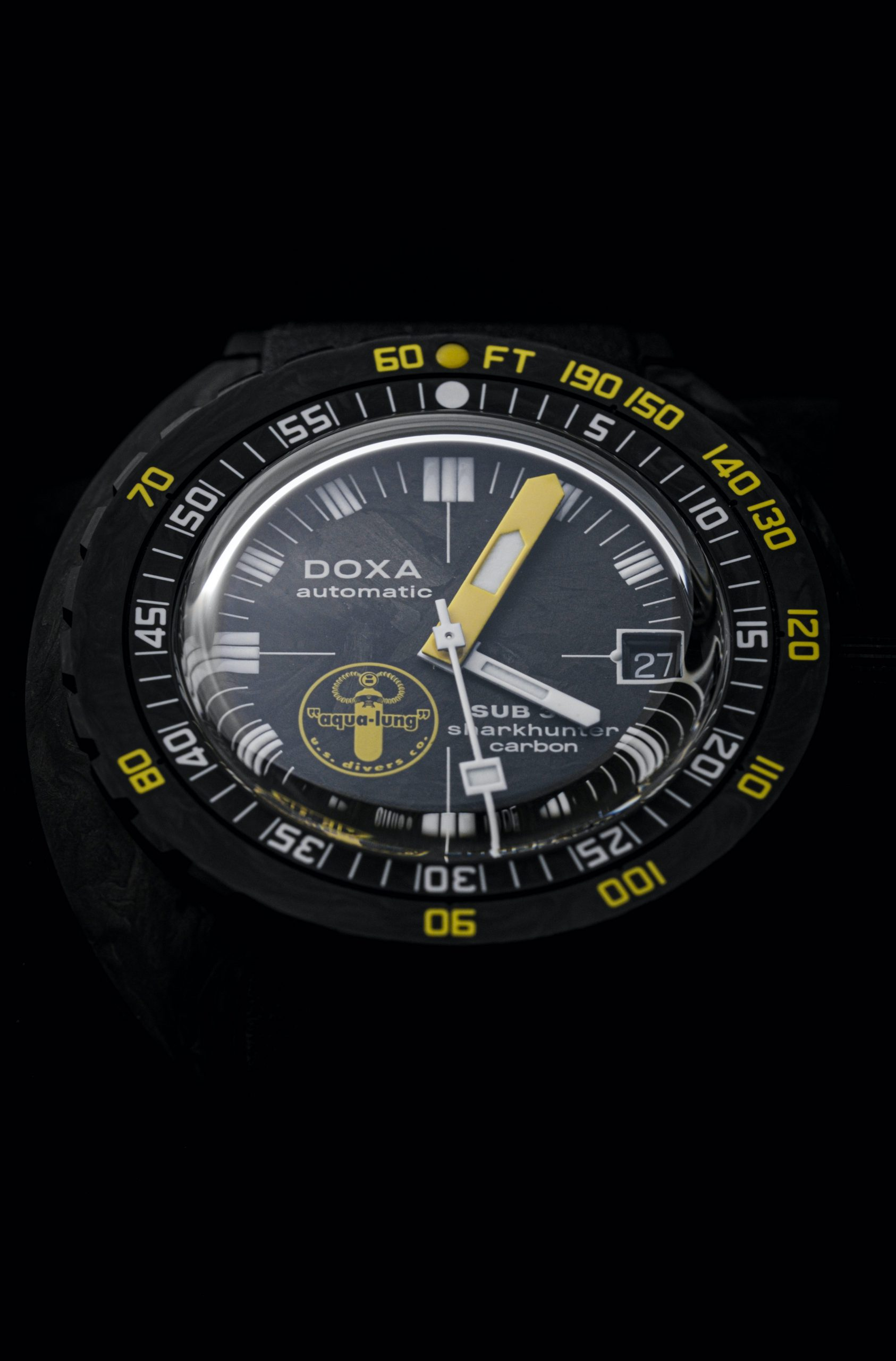 We made a tribute video to the baddest DOXA ever, which is about to sell out