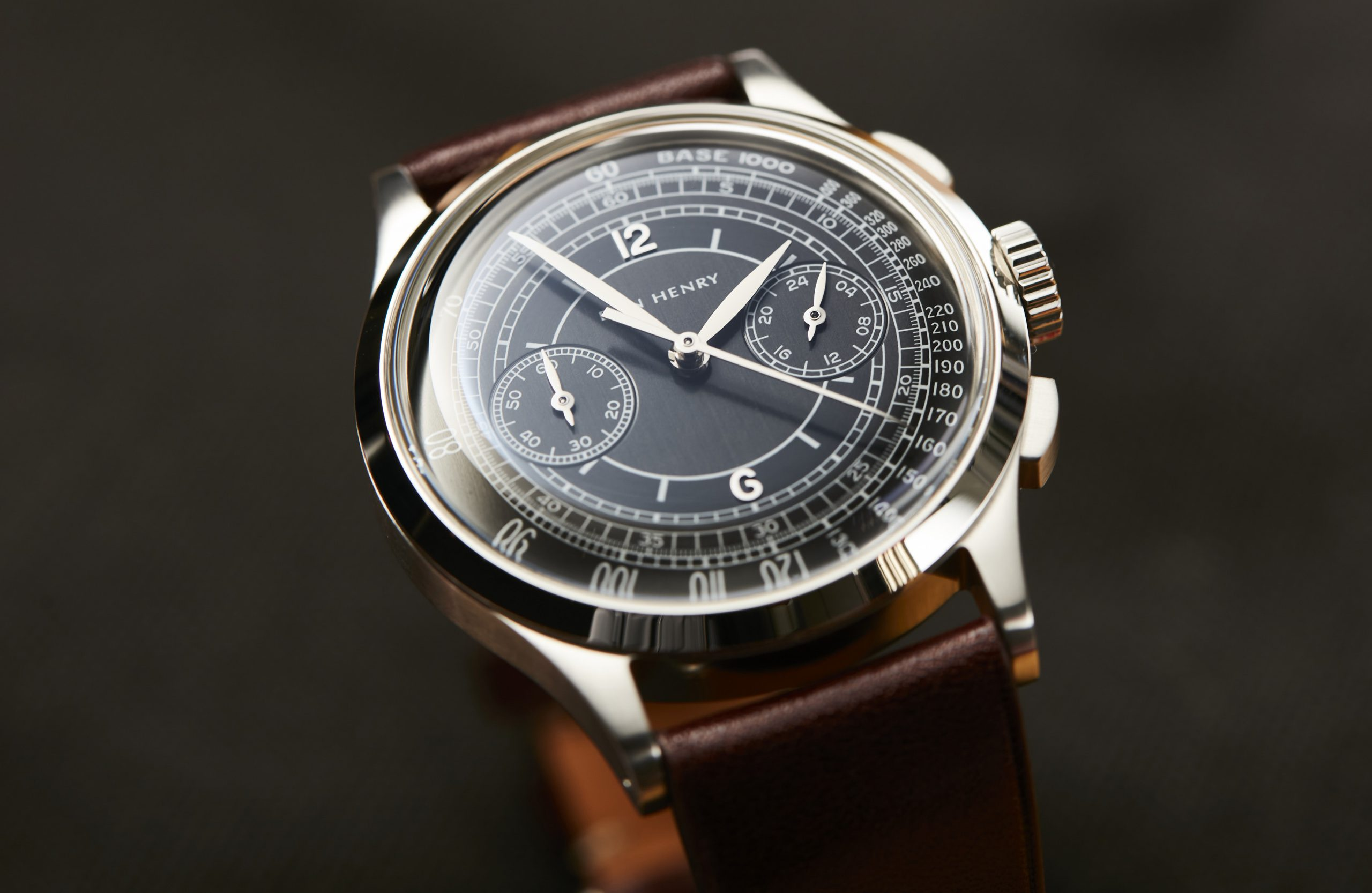 INTRODUCING: The Dan Henry 1937 might just be the best value vintage-styled chrono on the market