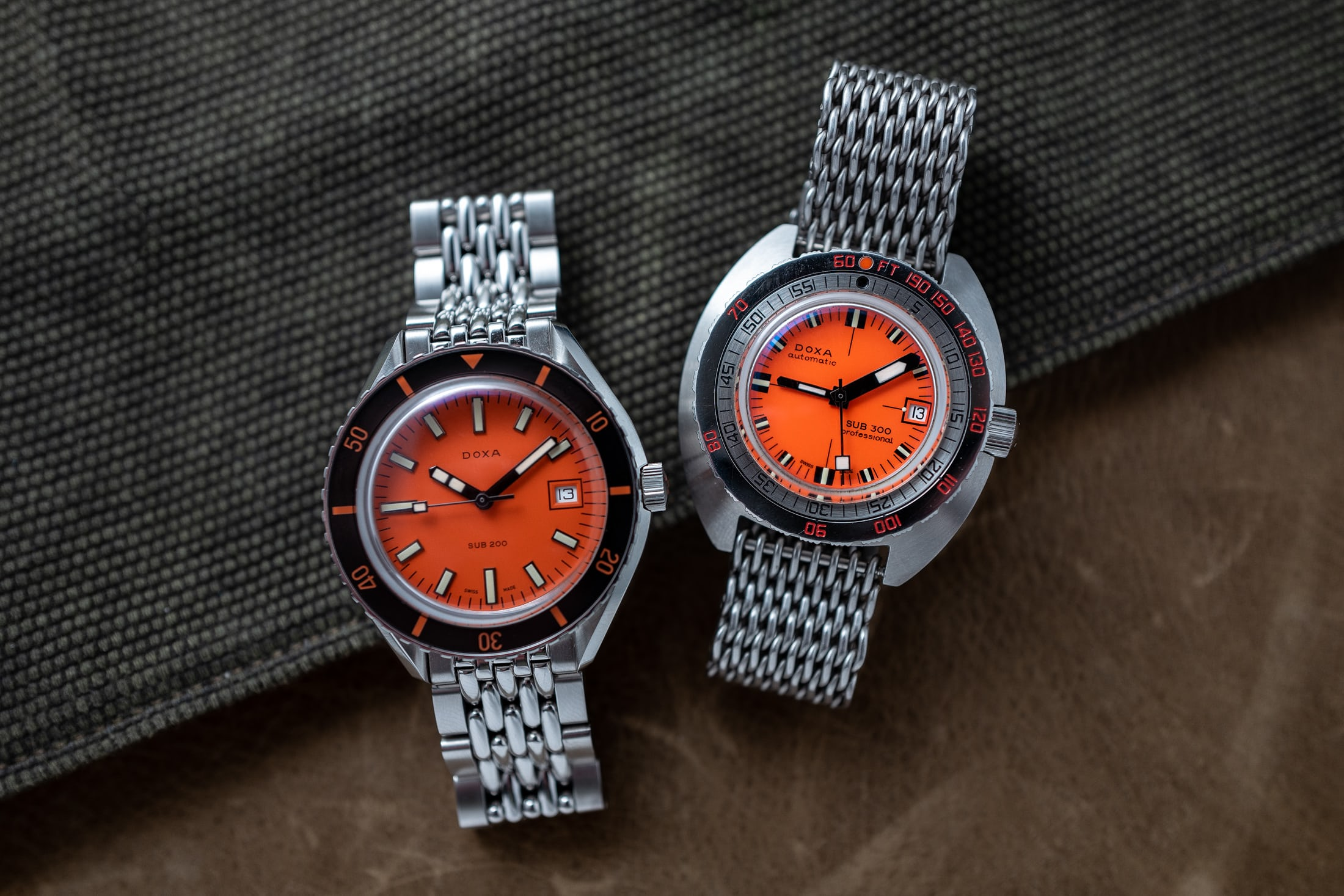 RECOMMENDED READING: Is the DOXA SUB 200 Professional good value?