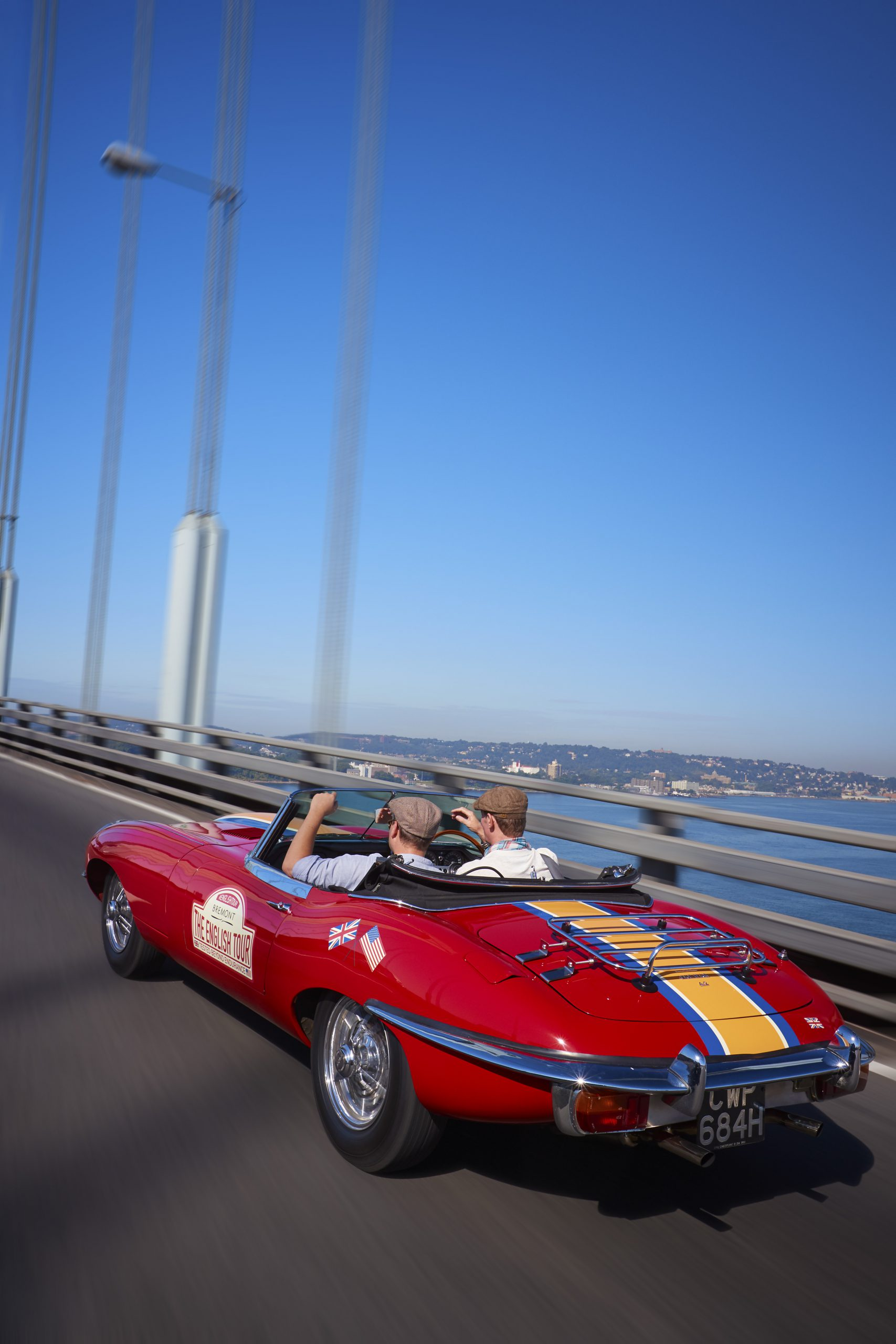 EVENT: Never mind the bollards, this is the Bremont 'English Tour' of America