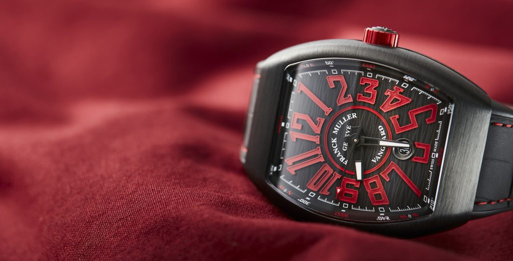 INTRODUCING: The Franck Muller Vanguard Classic that can take you from boardroom to beach