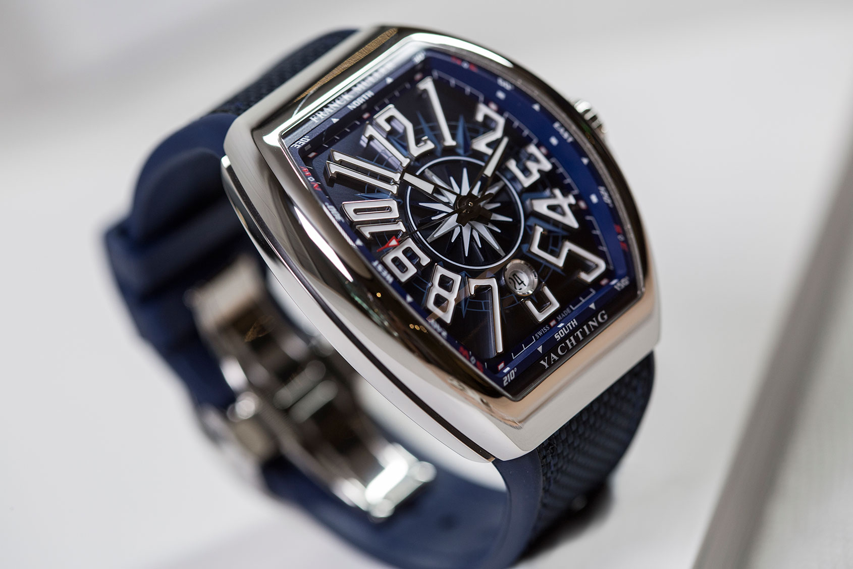 EDITOR'S PICK: The seafaring origins of the Franck Muller Yachting collection