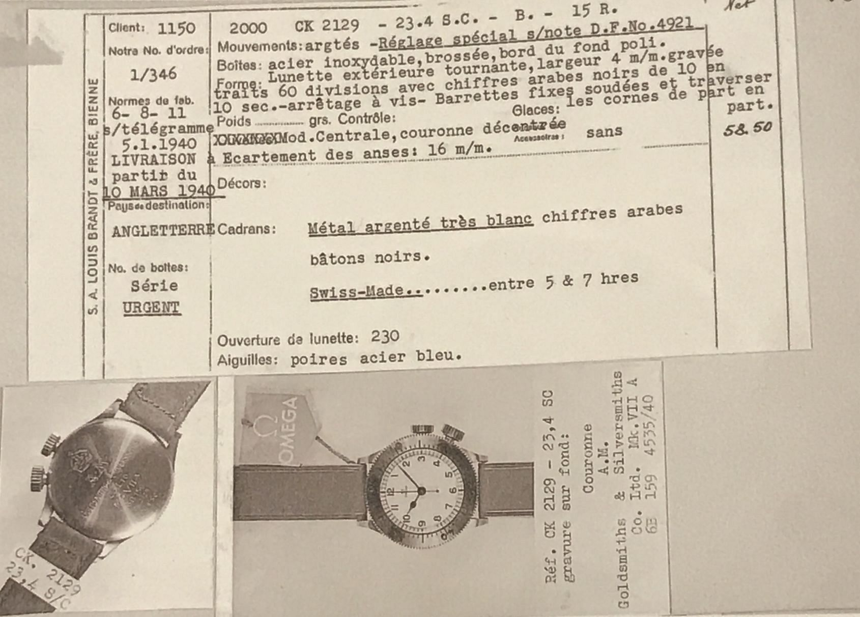The story of the Omega watch in Dunkirk is perfect Sunday reading for watch people