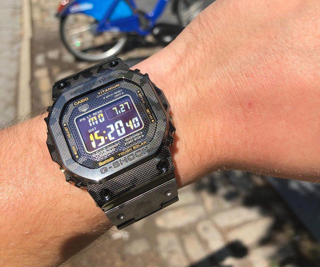 EDITOR'S PICK: Is the shockingly light G-Shock GMW-B5000TCM in titanium worth the price premium?