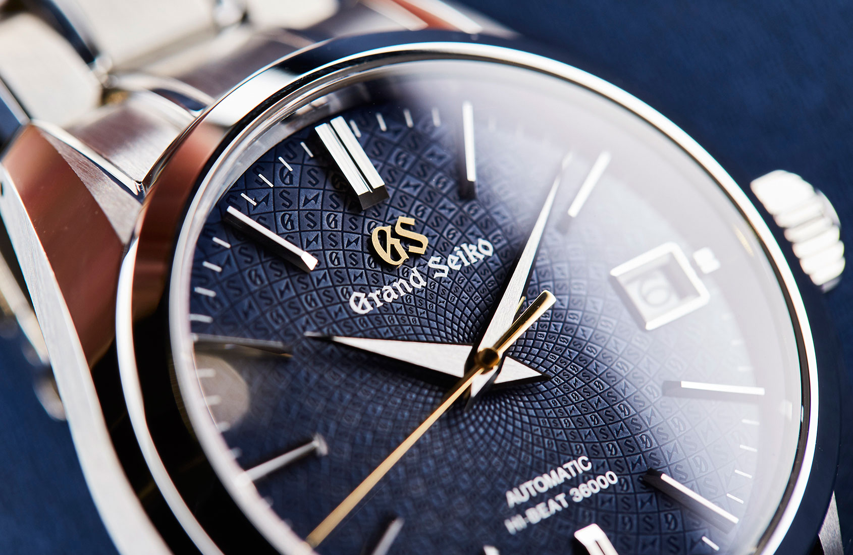 Dial for days – the Grand Seiko SBGH267